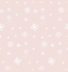 winter seamless pattern texture with vector image
