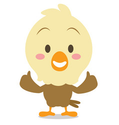 Cute eagle cartoon collection stock vector