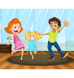 Family vector image vector image