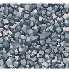 Stone wall floor surface vector