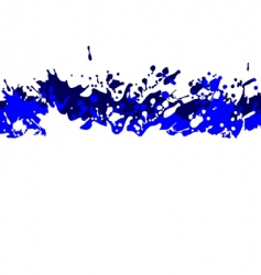background splash vector image vector image