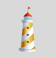 Lighthouse art eps icon sybol download vector