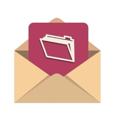 Mail files document message vector