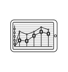 Tablet statics trend vector