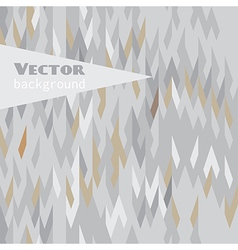 Jagged abstract background vector