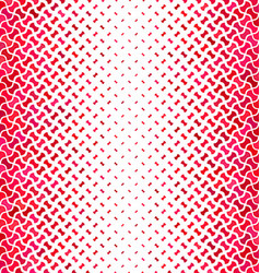 Red abstract geometric shape pattern background vector