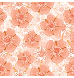 ranunculus pattern vector image vector image