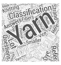 The top knitting yarn questions answered word vector