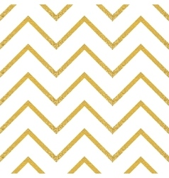 Pattern in zigzag vector