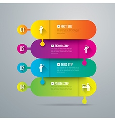 Infographics design vector