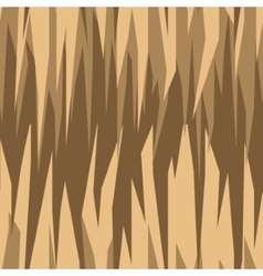 Seamless abstract pattern brown fur vector