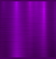 Violet metal technology background vector