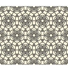 Traditional arabic pattern vector