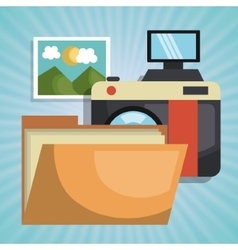 camera photography photo file vector image