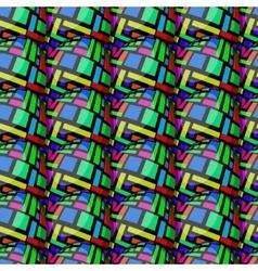 Egg rectangle pattern vector
