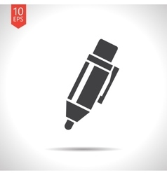Pen icon eps10 vector