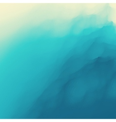 Blue abstract background design template vector