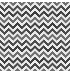 Zig-zag seamless pattern vector image vector image