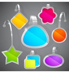 stiker vector image