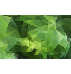 abstract background in green tones vector image
