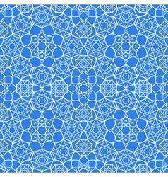 Islamic ethnic ornament vector