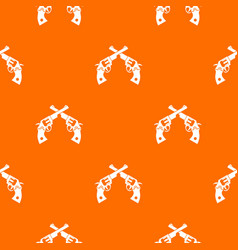 Revolvers pattern seamless vector