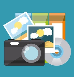 storage concept vector image