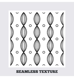 Stripped geometric seamless pattern vector