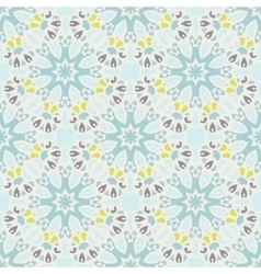 Seamless vintage luxury pattern for fabric vector
