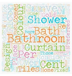 Bathroom design strategies that increase the value vector