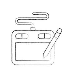 technical apprentice designer vector image vector image