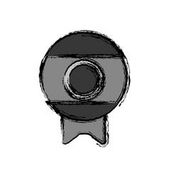 web cam device icon vector image