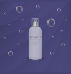 shampoo battle vector image