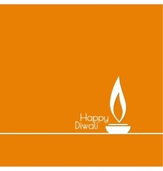 Diwali celebration vector