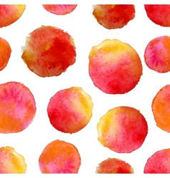 Round water color background vector