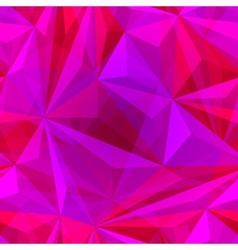 Abstract background from triangles vector