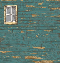 Backgrounds house wall vector image