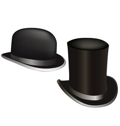 Hat and cylinder vector