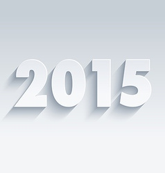 2015 theme vector image