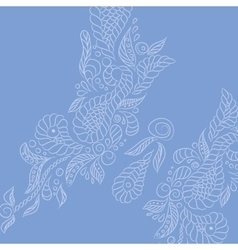 background Lavender buttrefly vector image vector image