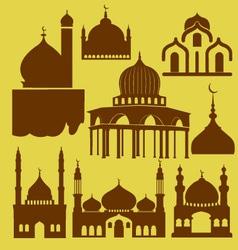 Mosque 1 vector