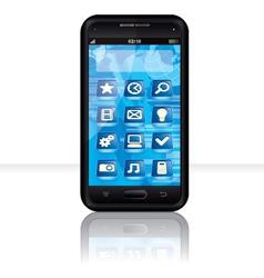 Generic Smartphone vector image vector image