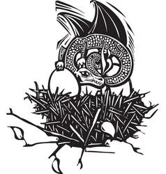 Dragon nest vector