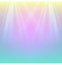 Abstract Background with Rays vector image vector image