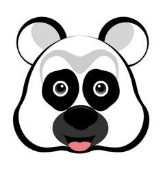 avatar of a panda vector image