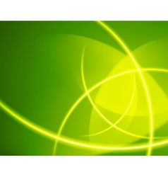 Abstract soft light lines background eps10 vector image vector image