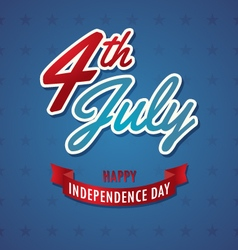 Independence day american backgrounds vector