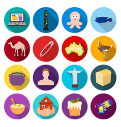 Restaurant circus business and other web icon in vector
