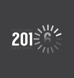 Loading of 2016 countdown vector