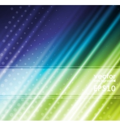 Green silk fabric for backgrounds vector image vector image
